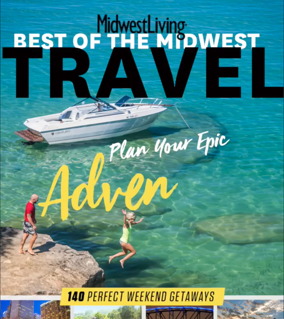 Partially finished Best of the Midwest cover image
